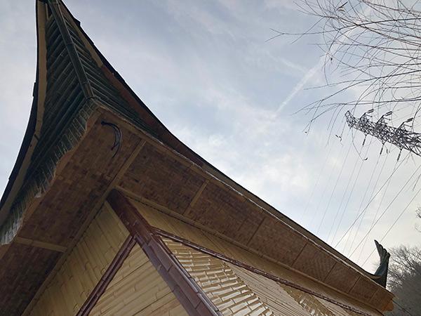 上海竹房子设计