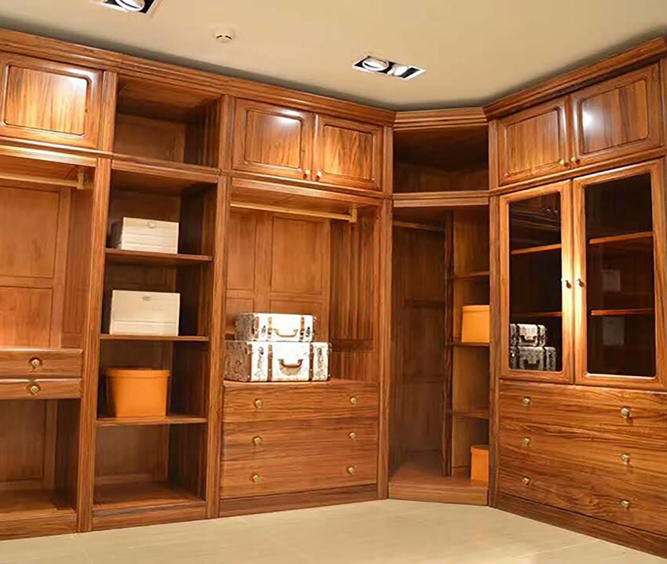 定制衣柜功能这么强大,且美观,难怪越来越多人不买成品衣柜了