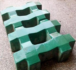 福州井字型植草砖