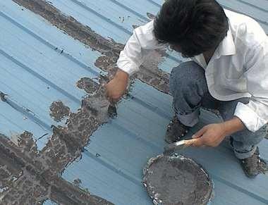 防水施工前基面處理的重要性