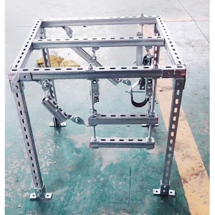 抗震支架厂家提醒液压支架移架需能注意哪些方面?