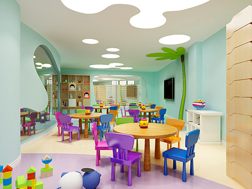 如何鉴别幼儿园地板的好坏呢?