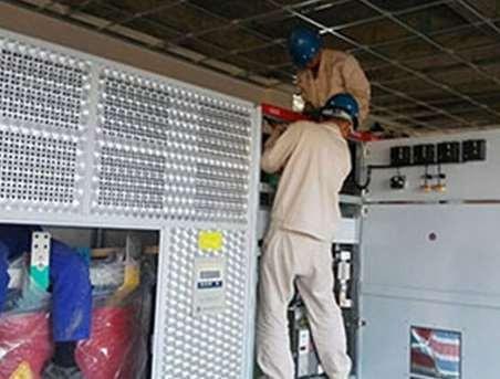 怎样调试电力安装项目