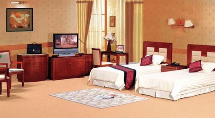 酒店床品家具