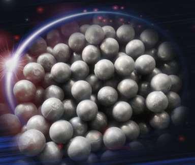 热处理工艺对高铬球组织和性能的影响