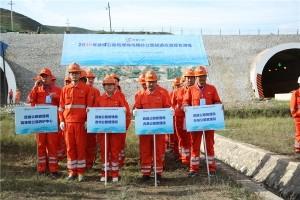 2018年武威公路管理局乌鞘岭隧道应急演练