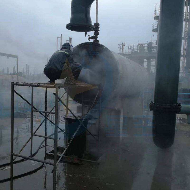 青岛专业的工业设备清洗公司