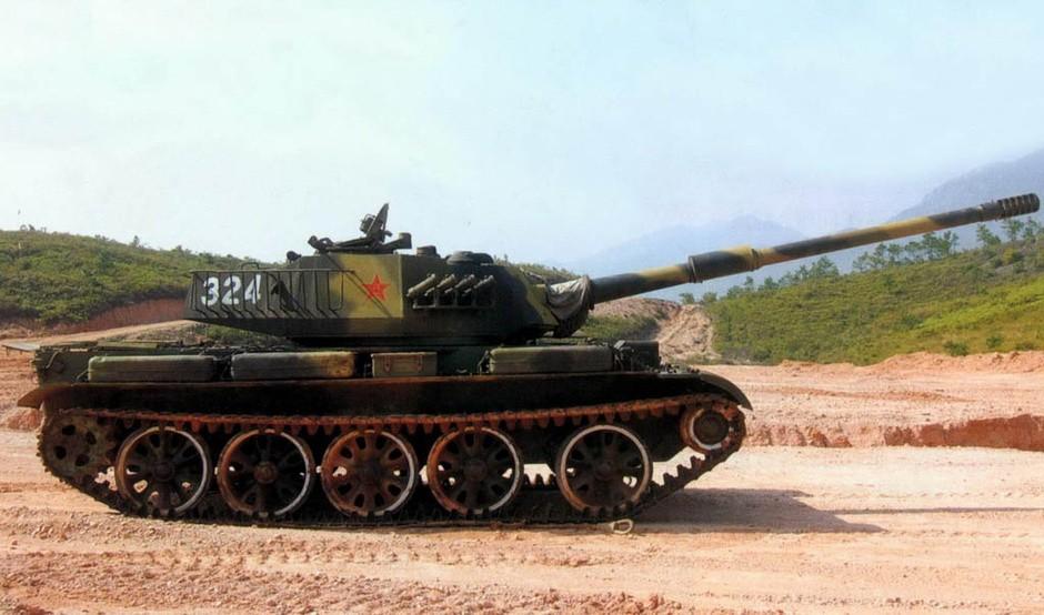 盘点国产59式坦克的发展