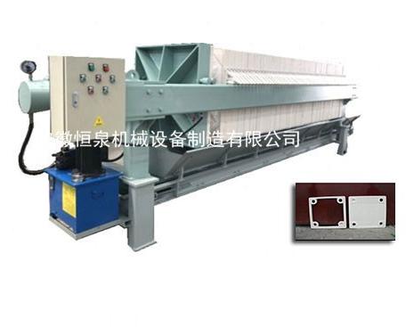 板框式压滤机相关保养说明