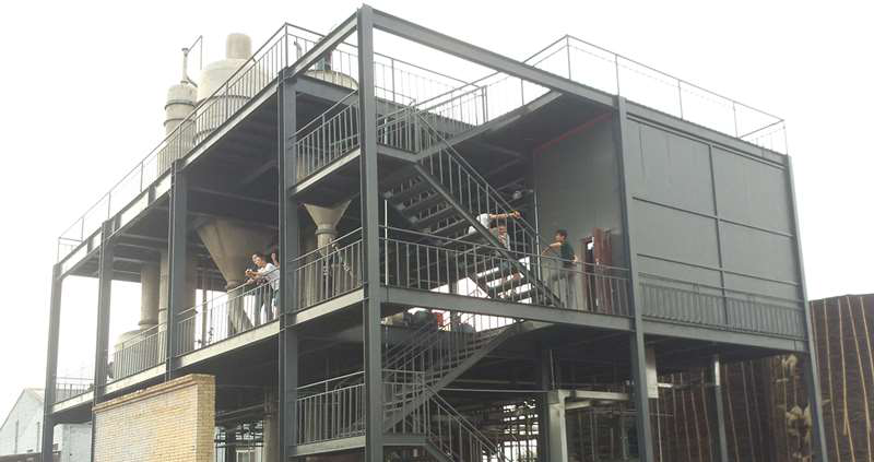 氯化钠废水专用MVR蒸发器