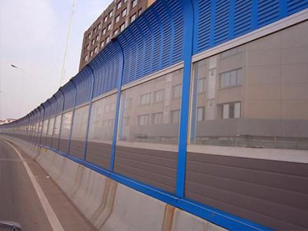 邢台高速小区降噪声屏障