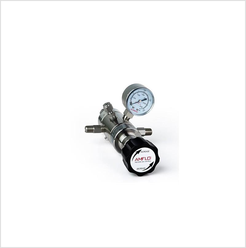 不锈钢减压器的安装步骤
