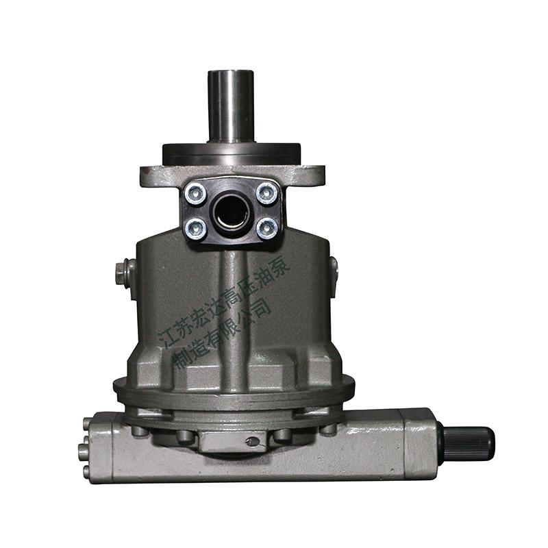 轴向柱塞泵厂家带你了解产品的发展趋势所呈现出的新特点