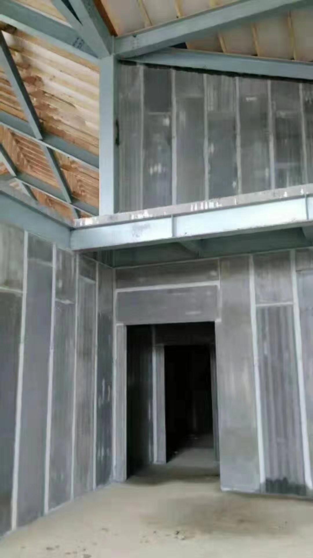 水泥輕質隔墻板