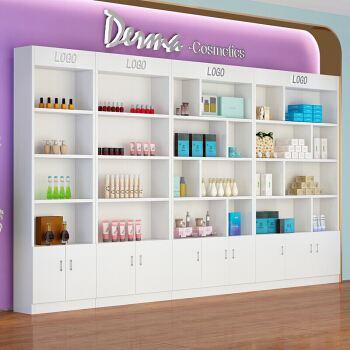 化妆品展柜在经营活动中有哪些特点呢