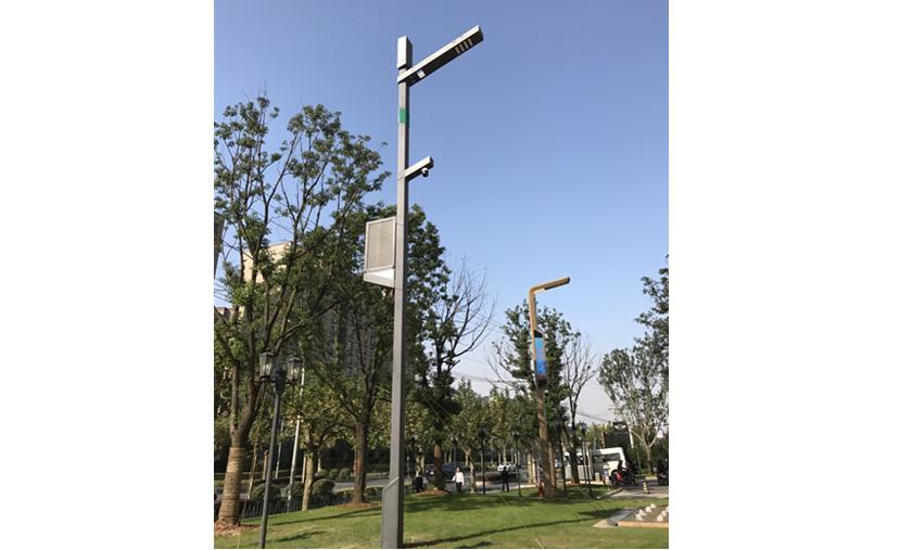 智慧路灯杆都有哪些优势呢?