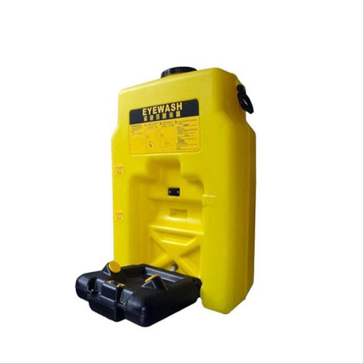 便携移动洗眼器生产油田常用洗眼器