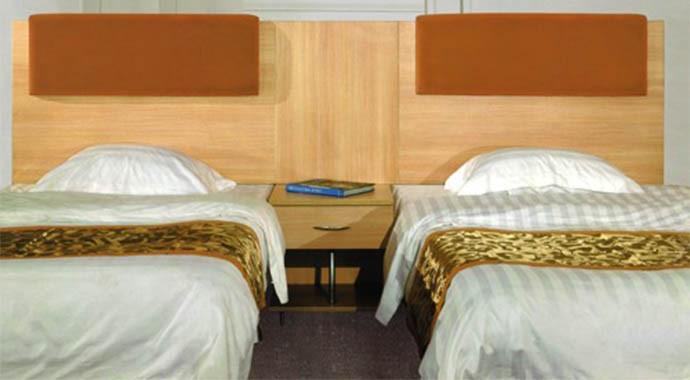 酒店床家具