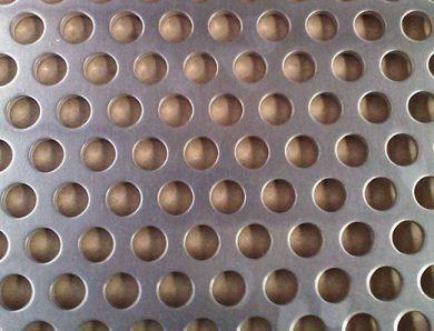 冲孔网筛板的检验方法