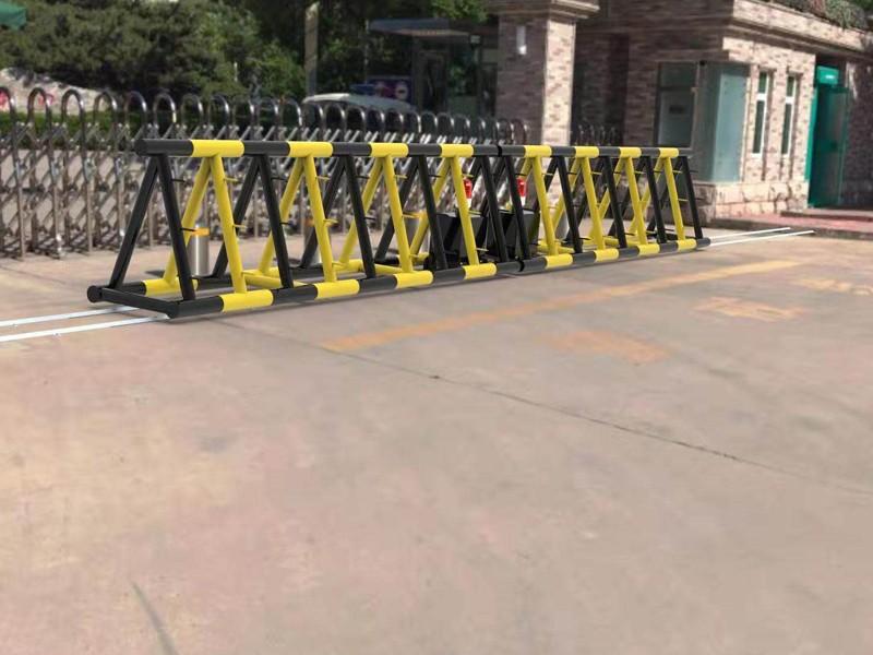 厂区移动拒马护栏