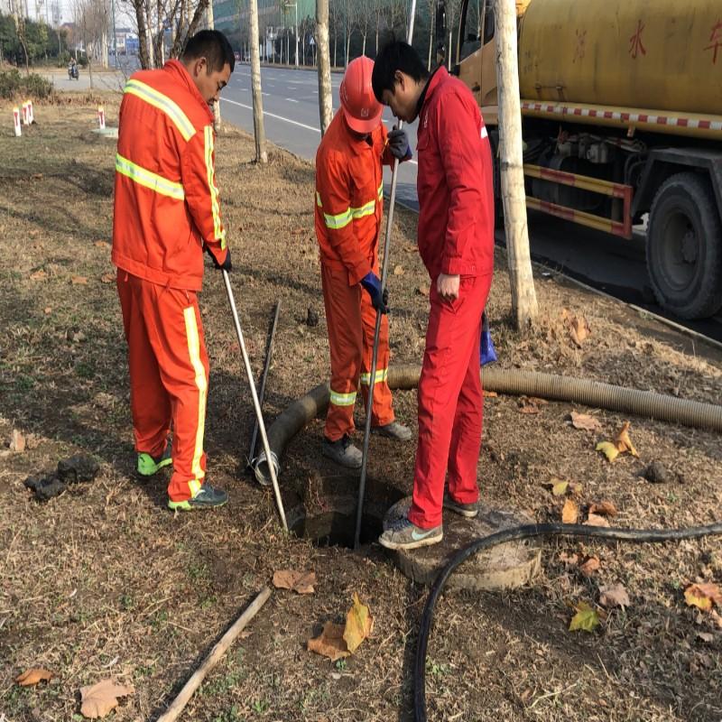 排水管道检查验收四小窍门