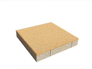 仿PC石透水砖
