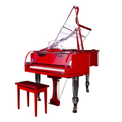 CR182水晶艺术典藏钢琴