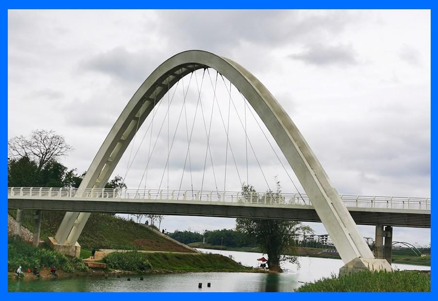 南宁马槽河桥项目