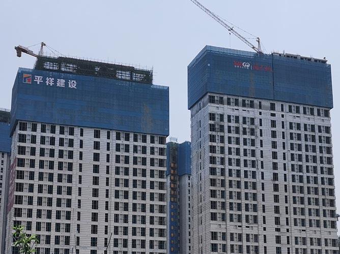 安升科技解答全钢爬架在建筑工程中起到什么作用
