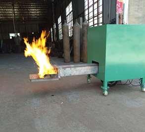 颗粒燃烧机带来的便利性