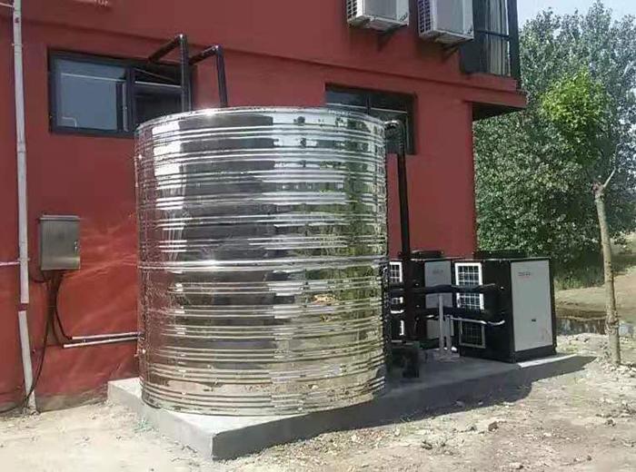 姜堰星光游泳空气能热水器