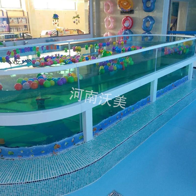 新乡长垣儿童游泳池项目