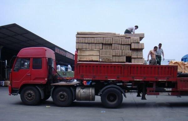 芜湖某电子配件公司产品运输