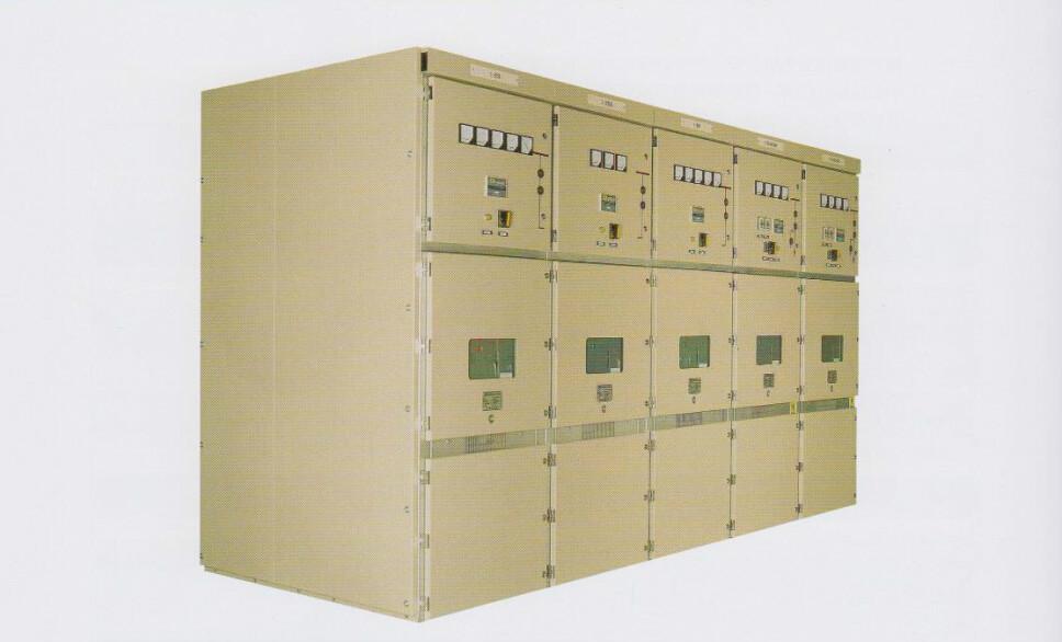 KYN-12型金屬鎧裝移開式開關設備