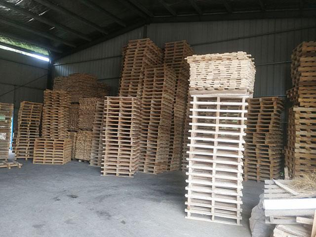 衢州木托盘仓库