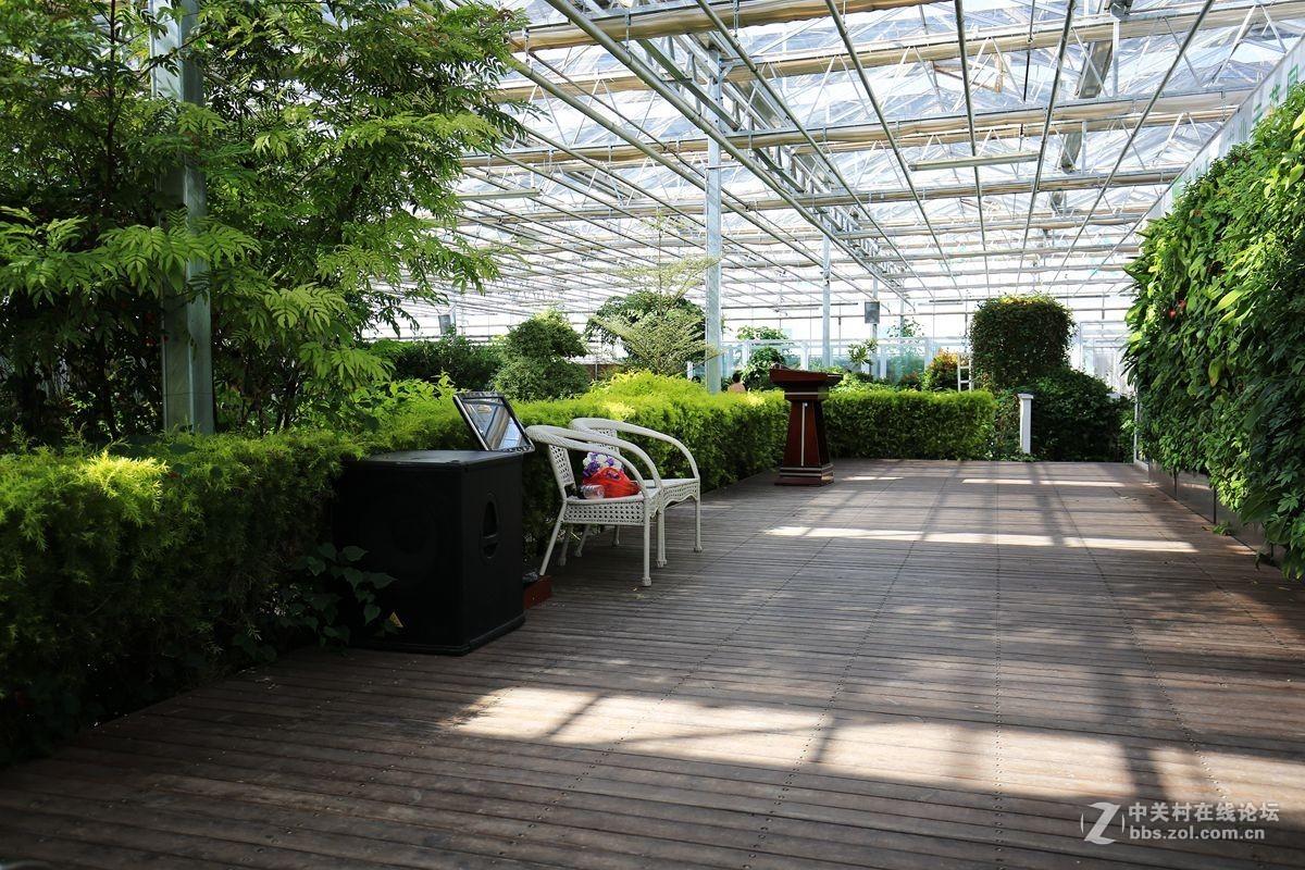 玻璃温室农业观光园都有哪些农业设施