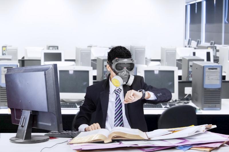 今日科普 | 室内空气污染对人健康有什么影响?