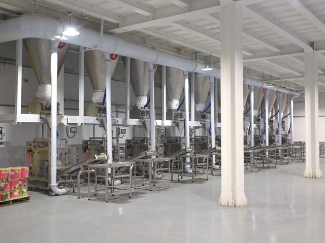洗衣粉全自动小包装生产线