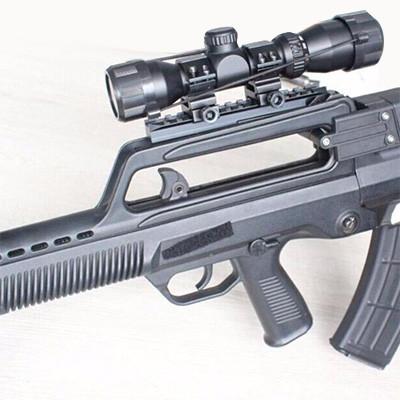 狙击枪瞄准镜—白光瞄(1.5-5变倍)