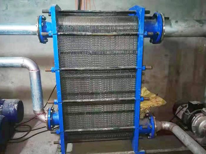水冷器系統