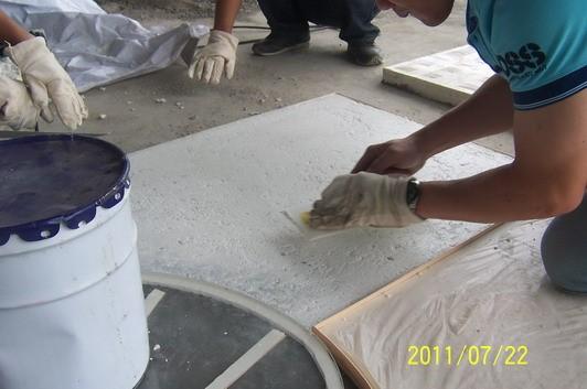 神农架环氧磨石地坪施工方案