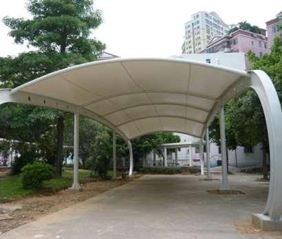 膜结构停车棚的制作要达标哪些技术标准