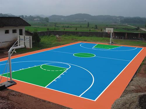 篮球馆地胶铺设要求以及流程是什么?