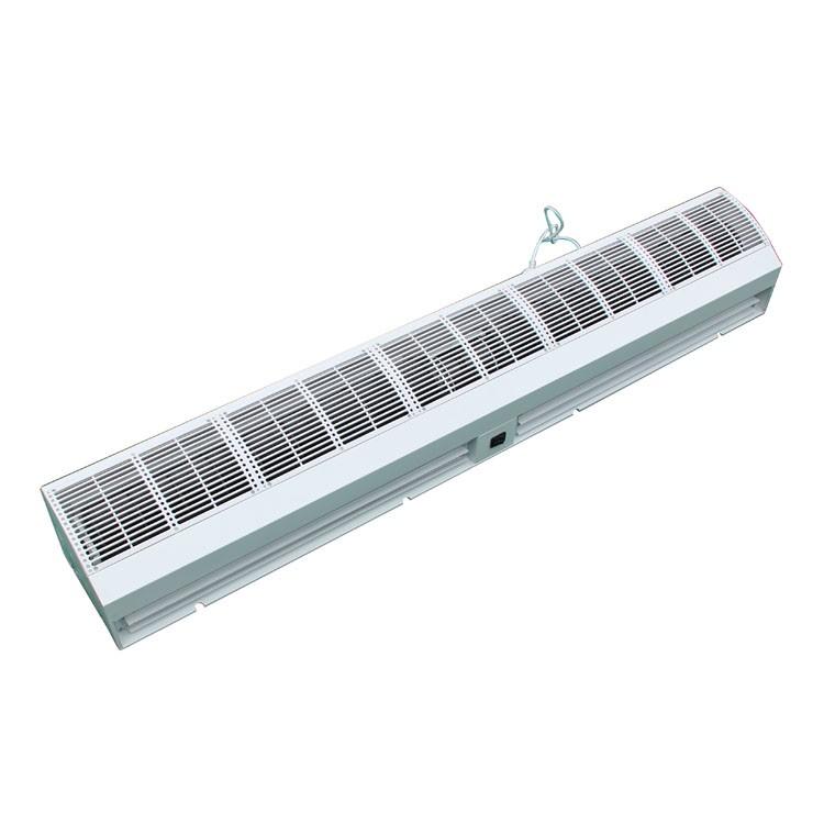 远程操控空气幕里的超导热管作用是什么?