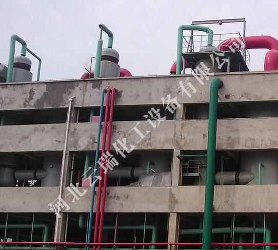 四效降膜蒸發器