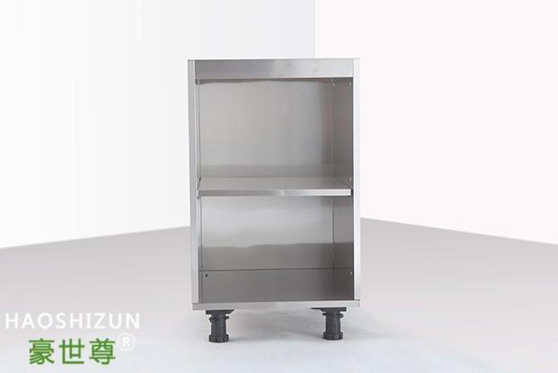 单门不锈钢地柜