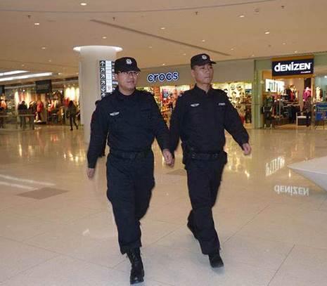 大型商场安保怎样做好工作