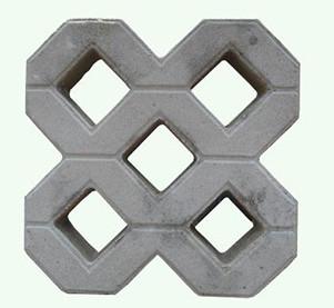 福州8字型植草砖