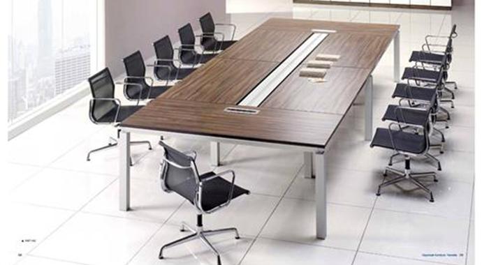 洽谈板式会议桌