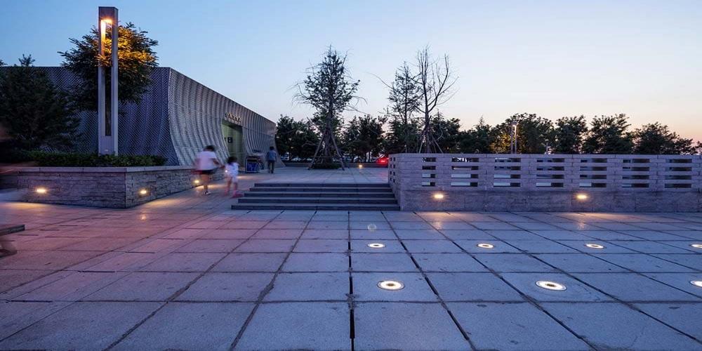 航天城文化生态园整体景观设计
